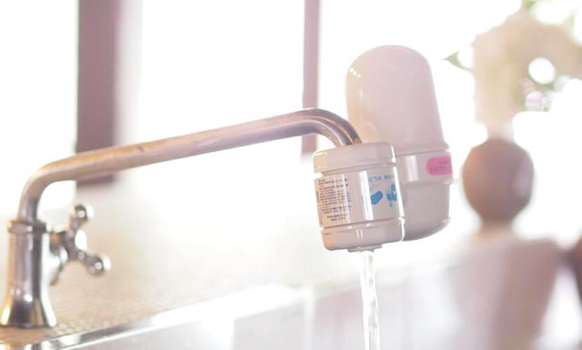 ガイアの水135蛇口用浄水器〜メリット・デメリット・取り付け方法